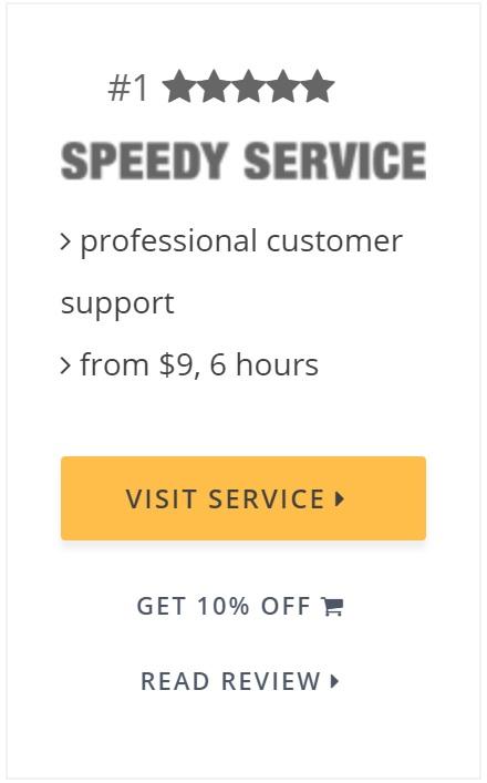 speedy order